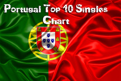 Portugal Top 10 Singles Chart