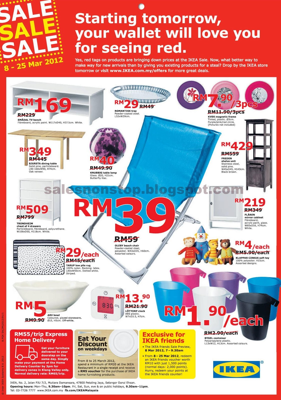 IKEA Online Malaysia Catalogue for 2018 is Finally Here!