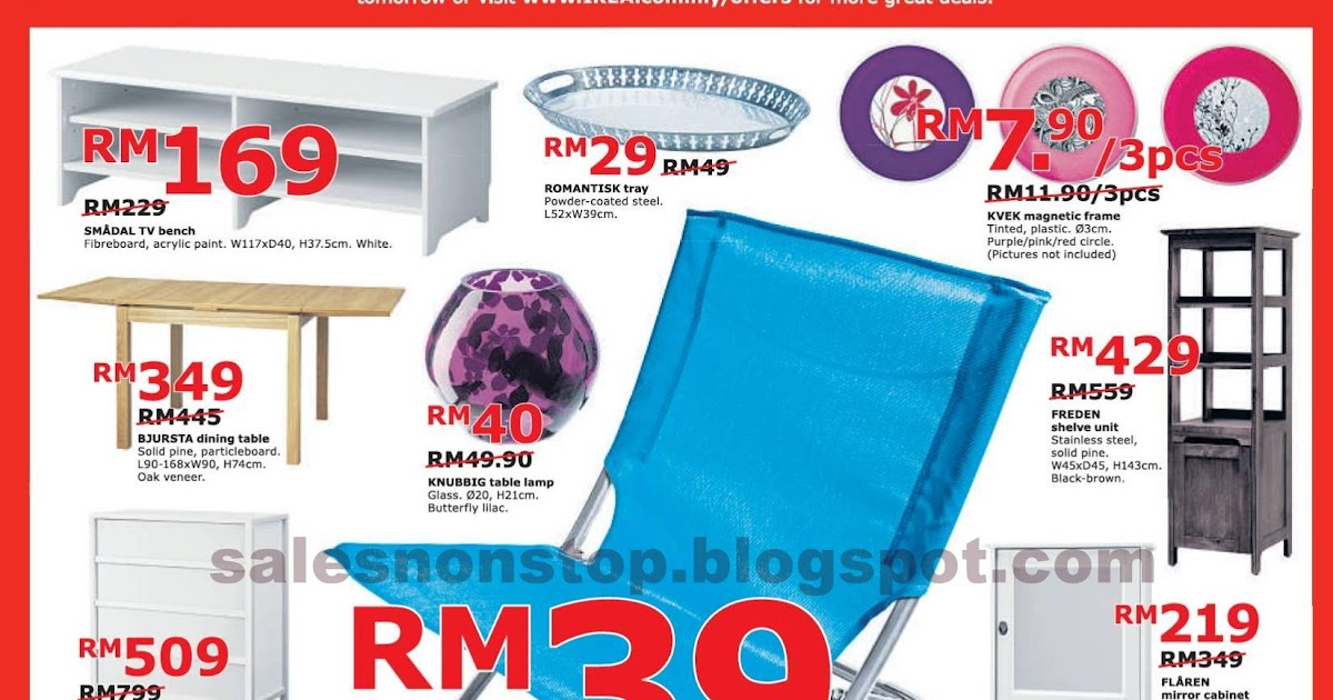 ikea malaysia sale march 2012 sales nonstop