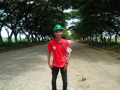 green belt semen indonesia