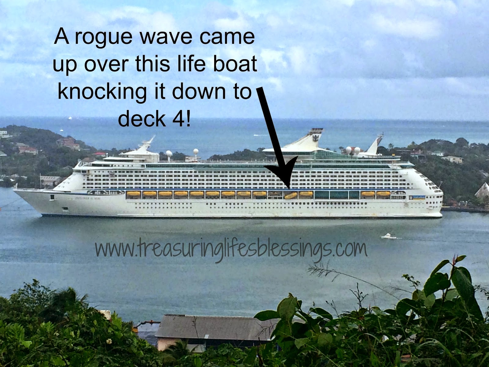 Rogue Wave Cruise Ship Video  Wwwgalleryhip  The