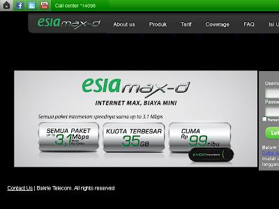 Promo Paket Internet AHA