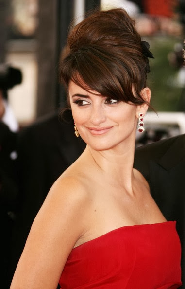 Celebrity Updo Hairstyles for Long Hair 2013