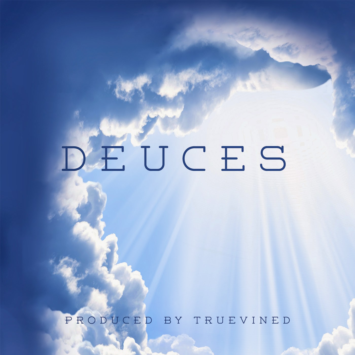 'Deuces' - New beat by TRUEVINED - beat albumart