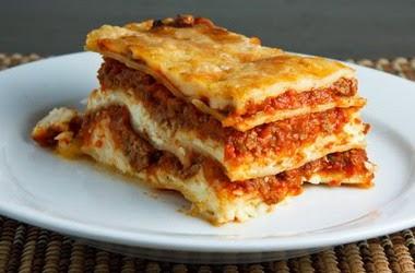 resep lasagna itali