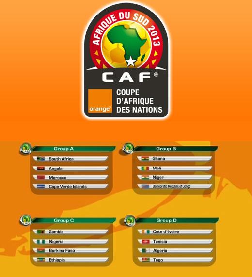 ... 2013 : Regardez tous Les Matchs CAN 2013 En Direct sur aljazeera sport