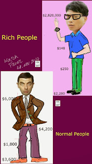 Rich and non-Rich people