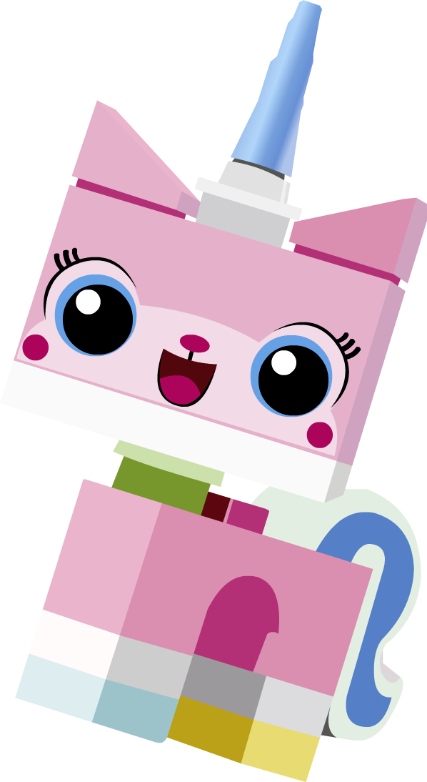 http://www.deviantart.com/art/Princess-Unikitty-The-Lego-Movie-441998783
