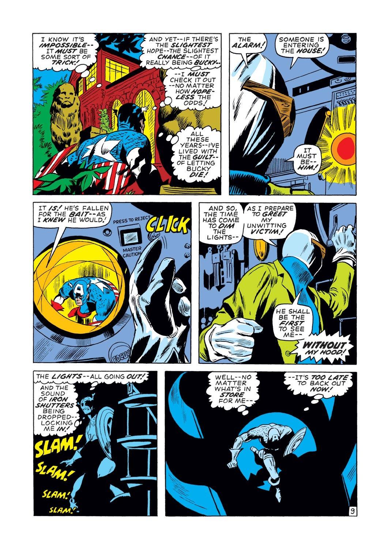 Captain America (1968) Issue #131 #45 - English 10