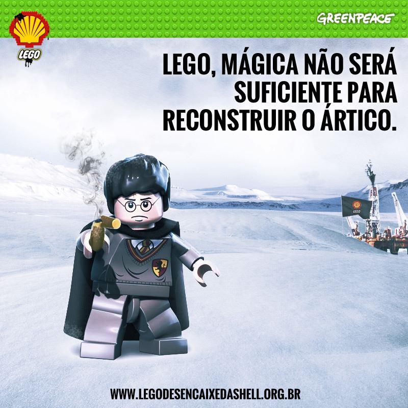 Salve o Ártico