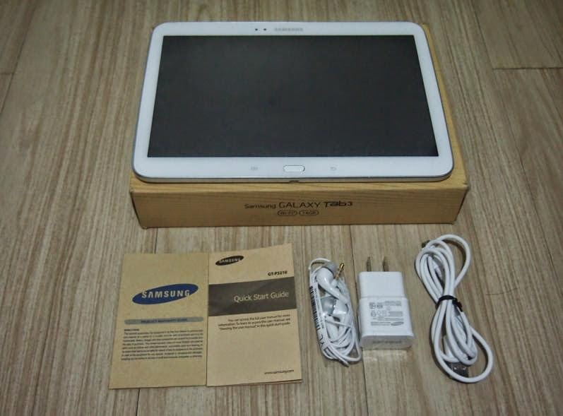 Samsung Galaxy Tab 3 10.1 Unboxing, Preview And Initial Impression Retail Package
