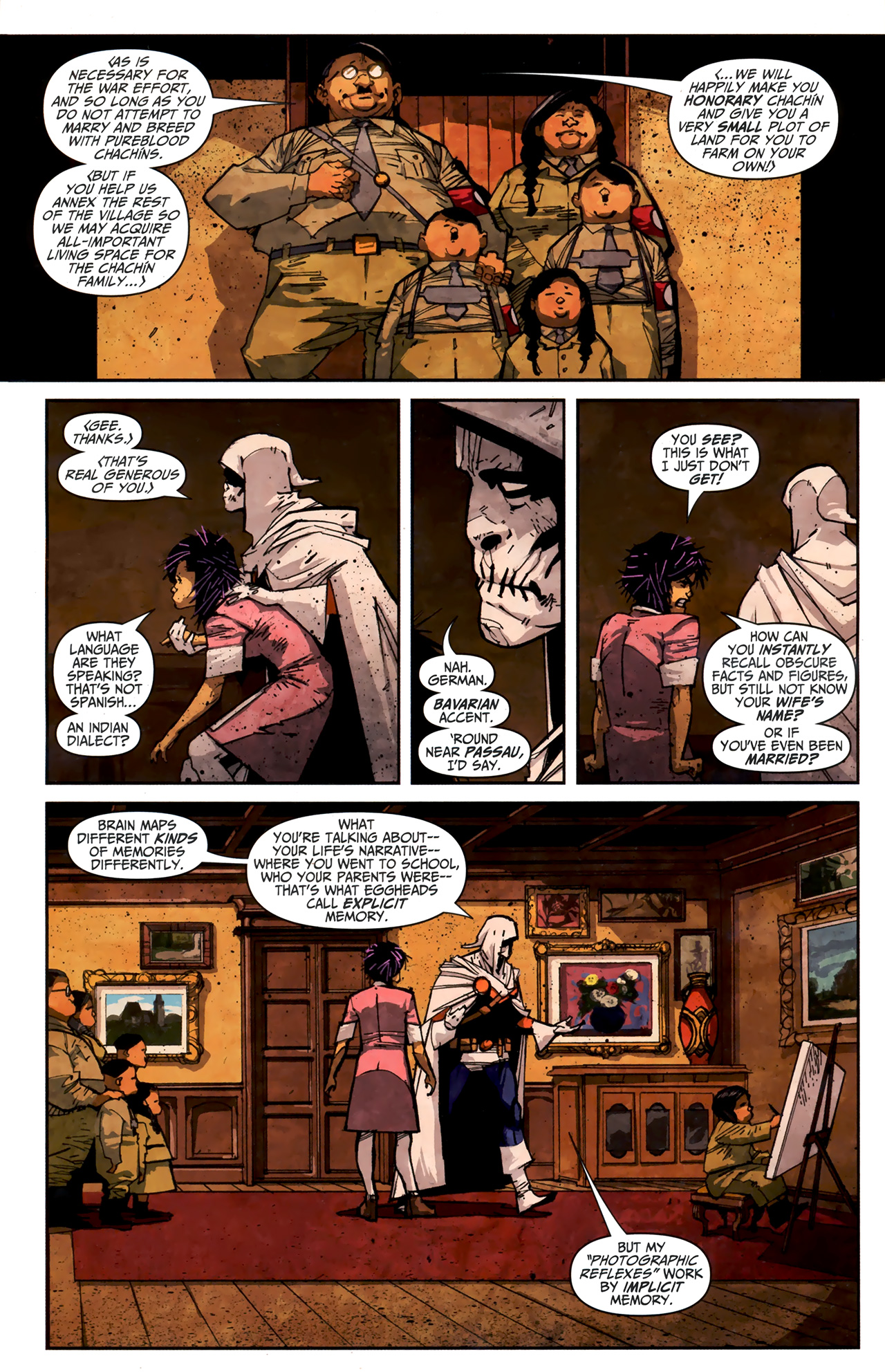 Read online Taskmaster (2010) comic -  Issue #3 - 7