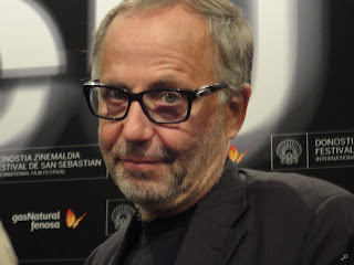 Fabrice Luchini mirándome mal - Rueda de prensa de Dans la maison