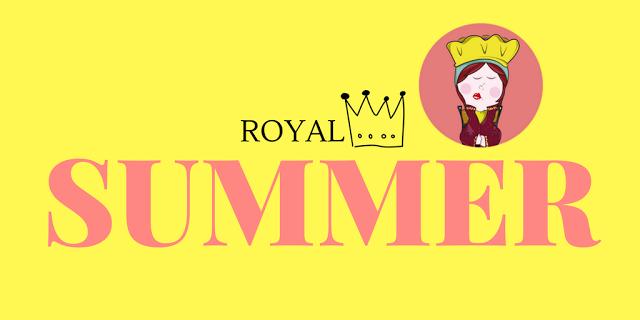 """⚓️ ROYAL SUMMER DE """"LA REINA LECTORA"""" ⚓️"""