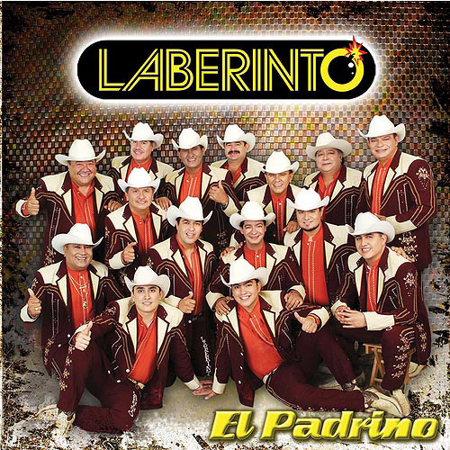 Grupo Laberinto - El Padrino CD Album 2013