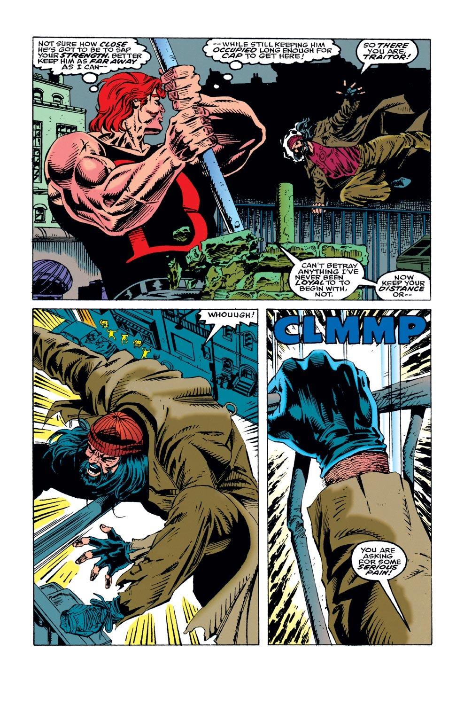 Captain America (1968) Issue #418 #367 - English 20