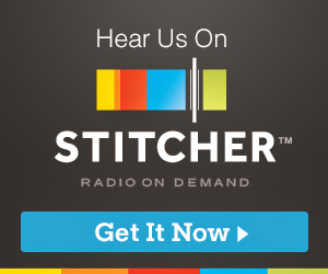 Subscribe to my Podcast With Stitcher