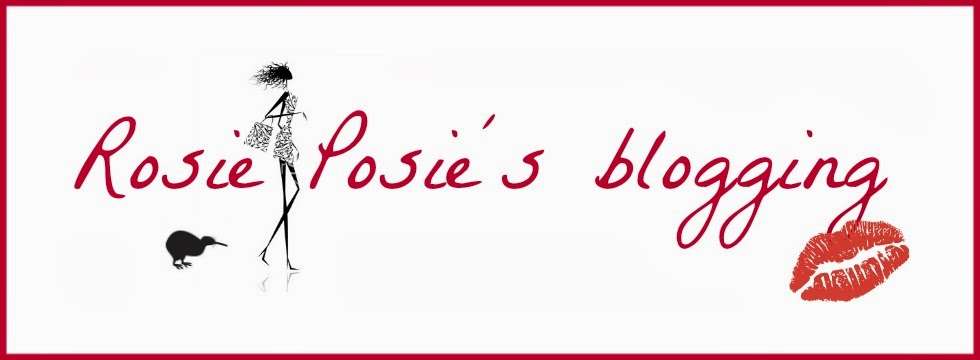 Rosie-Posie´s blogging