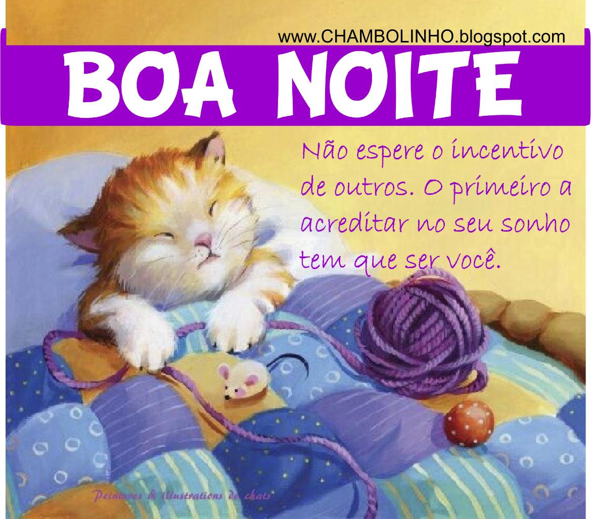 Recadinho Boa Noite para Facebook com Frase