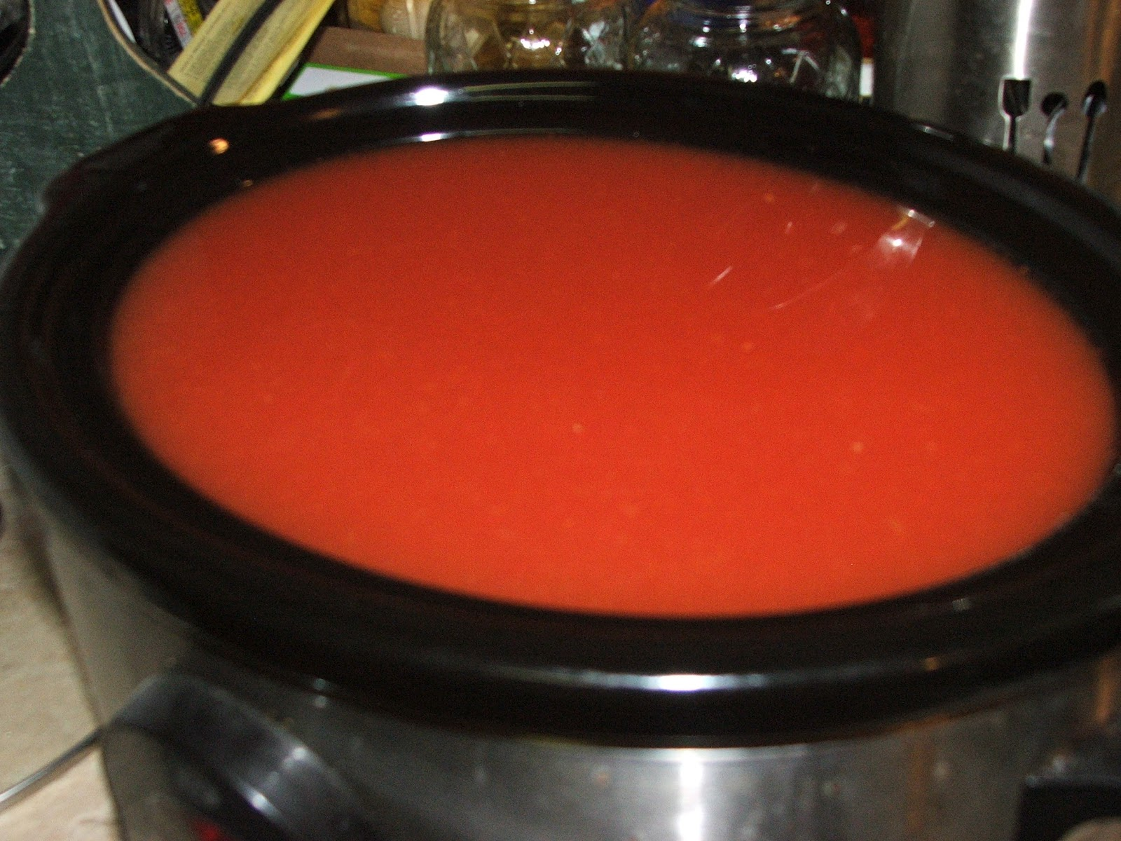 Соус красный пошагово фото