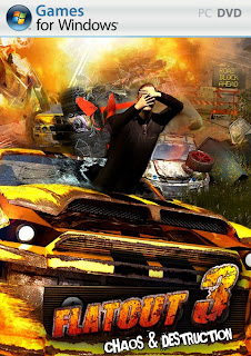 Lançamentos 2012 Downloads Download FlatOut 3 Chaos And Destruction   PC + Crack