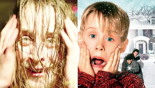 The adult Kevin McCallister