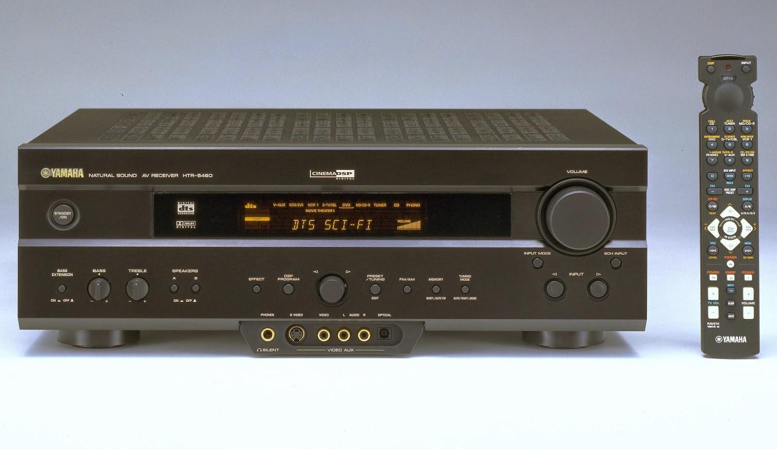 yamaha htr 5460 av receiver audiobaza rh audiobaza blogspot com yamaha htr-5460 service manual yamaha htr-5460 service manual