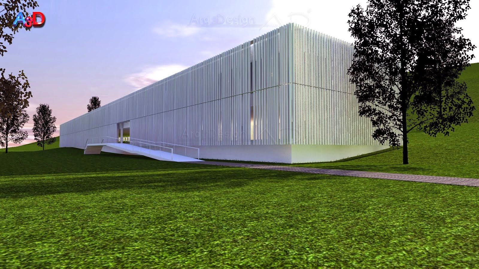 3D Arq3design Arquitecto Salamanca