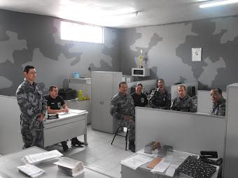 POLICIAIS NA SARGENTEAÇÃO