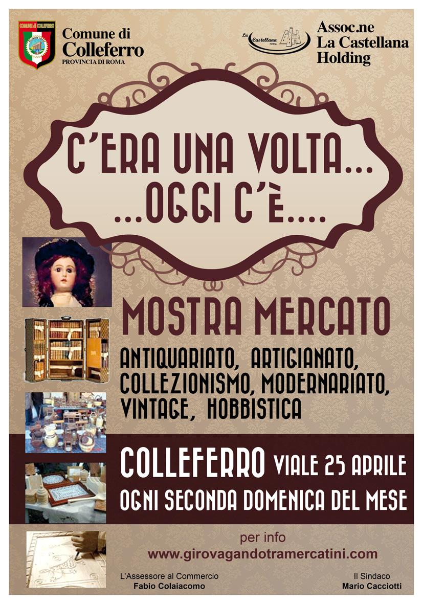 Meta magazine online colleferro torna mercatino for Mercatino colleferro
