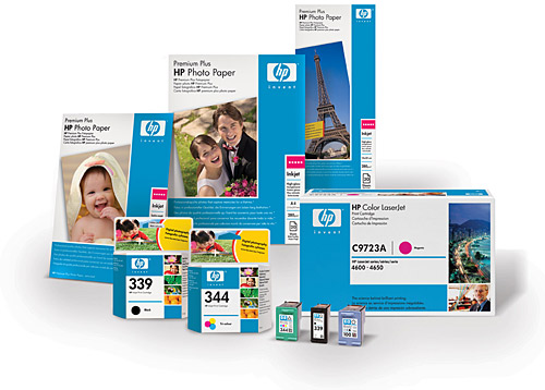 High Quality Hewlett-Packard (HP) Toners and Inks