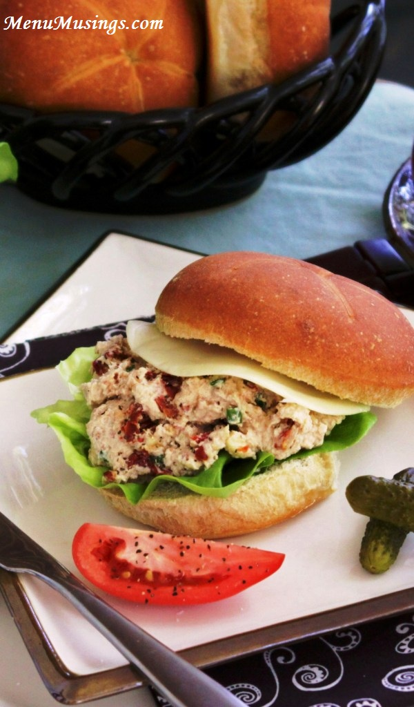 Menu Musings of a Modern American Mom: Cajun Chicken Salad