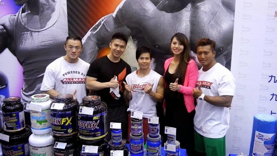 私人健身教練 Francis Lam