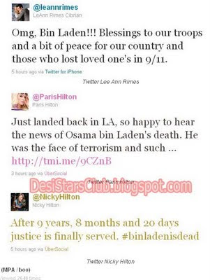 Osama Twitted