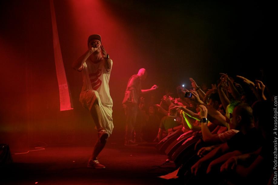 Концерт Каста в Израиле