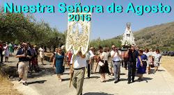 NUESTRA SEÑORA AGOSTO 2016