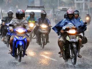 Menjaga Kesehatan di Musim Hujan