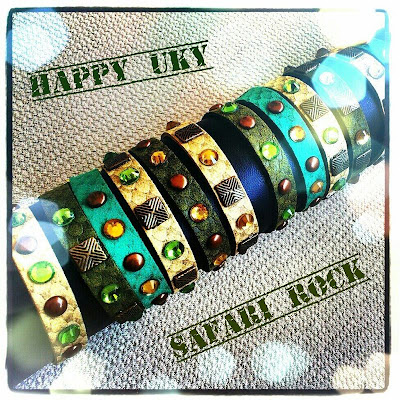 Happy Uky pulseras Safari Rock