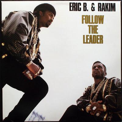 Eric B. & Rakim – Follow The Leader (VLS) (1988) (320 kbps)