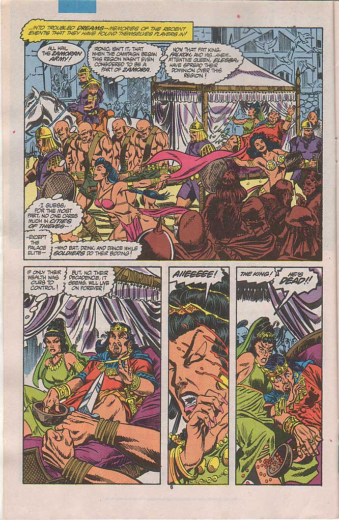 Conan the Barbarian (1970) Issue #238 #250 - English 6