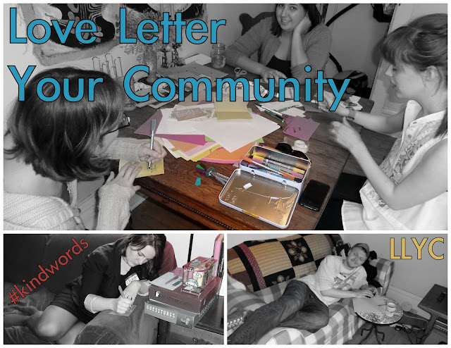 Love Letter Your Community