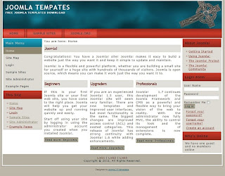 christian joomla 2.5 templates