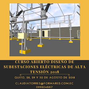 Curso abierto Diseño de Subestaciones eléctricas de alta Tensión 2018