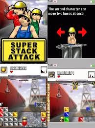 Super Stack Attack, free, downloads, java, games, mobile, phone, jar, platform, software, free multiplayer games, free downloads multiplayer, multiplayers, game multiplayer, java multiplayer