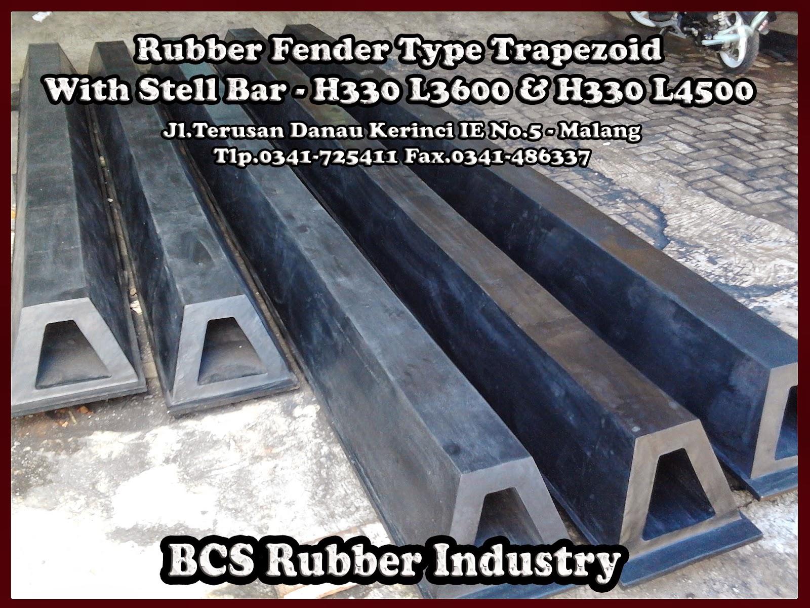 Rubber Fender Type Trapezoid , Rubber Fender ,Rubber fender