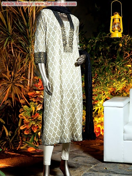 Junaid Jamshed Mid Summer Stitched Collection 2014