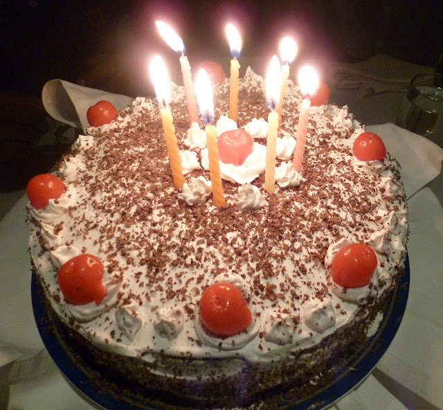 Cake Black Forest Birthday : The Gourmet Post: Moist Black Forest Cake