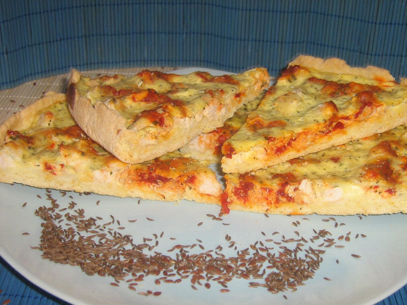 Easy Recipes Colorful Quiche