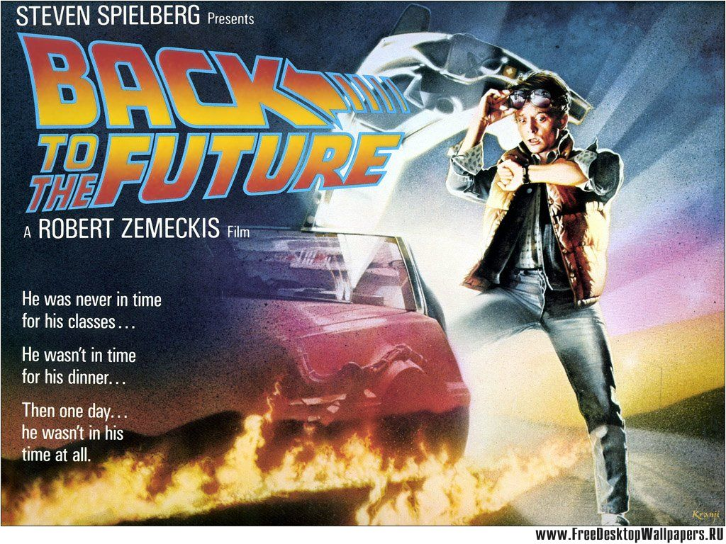 www back to the future com
