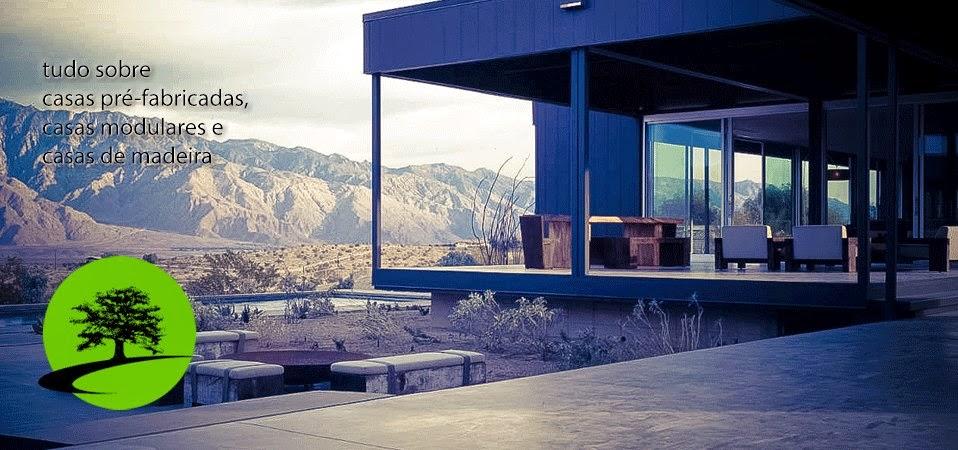 Tudo sobre Casas Pré-Fabricadas, Casas Modulares e Casas de Madeira